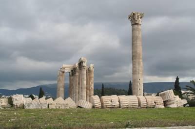 Архитектура древней греции v в до н э