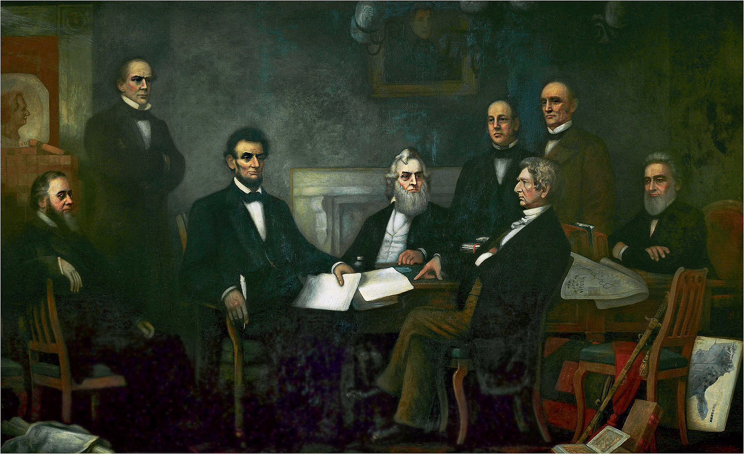 a history of the emancipation proclamation by abraham lincoln in the southern states The emancipation proclamation or proclamation 95 was the executive order signed by us president abraham lincoln on january 1, 1863 it was issued during the civil war, giving millions of enslaved africans their freedom.